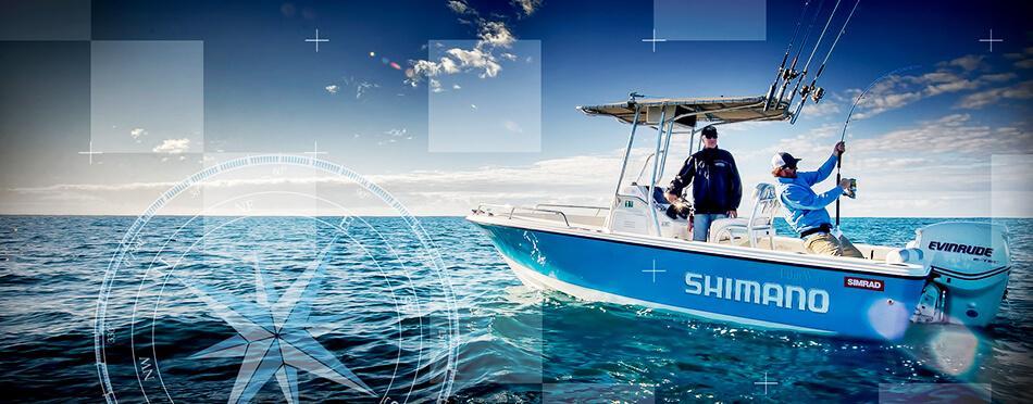 shimano fishing logo